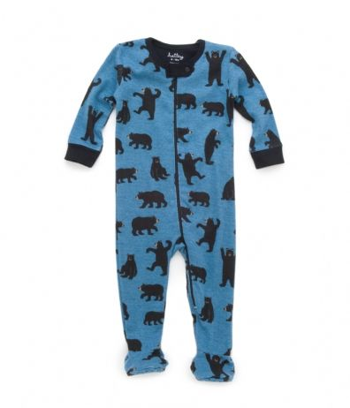 adorable bear pjs $30