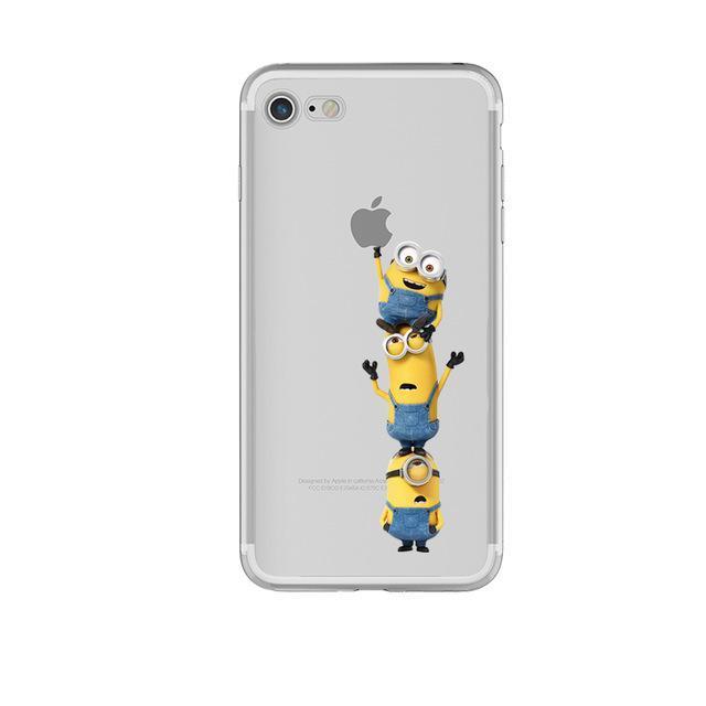 minions iphone 7 case
