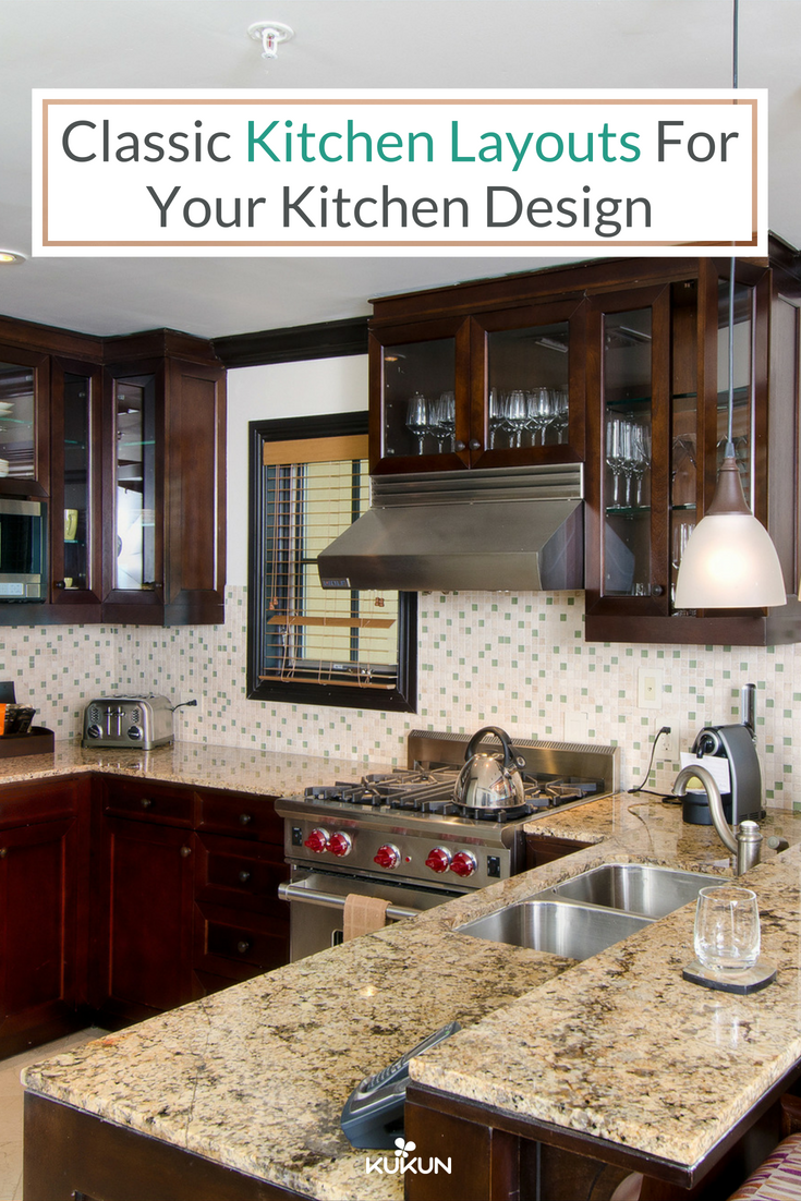 Classic kitchen layouts for your kitchen design small kitchen ideas