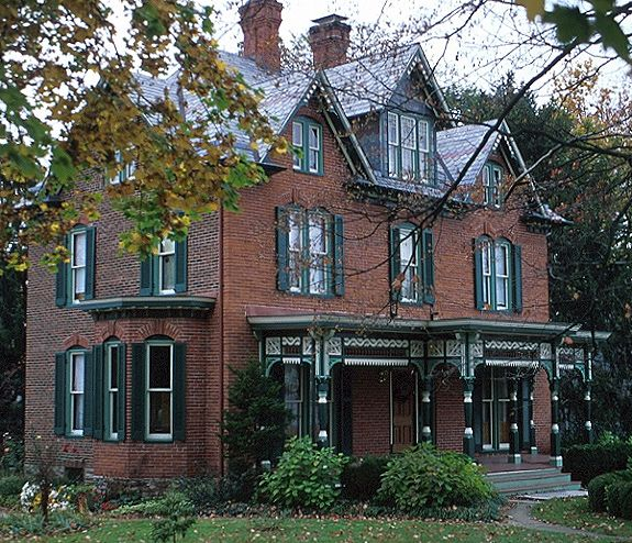 could you live in a victorian house victorian house and bricks