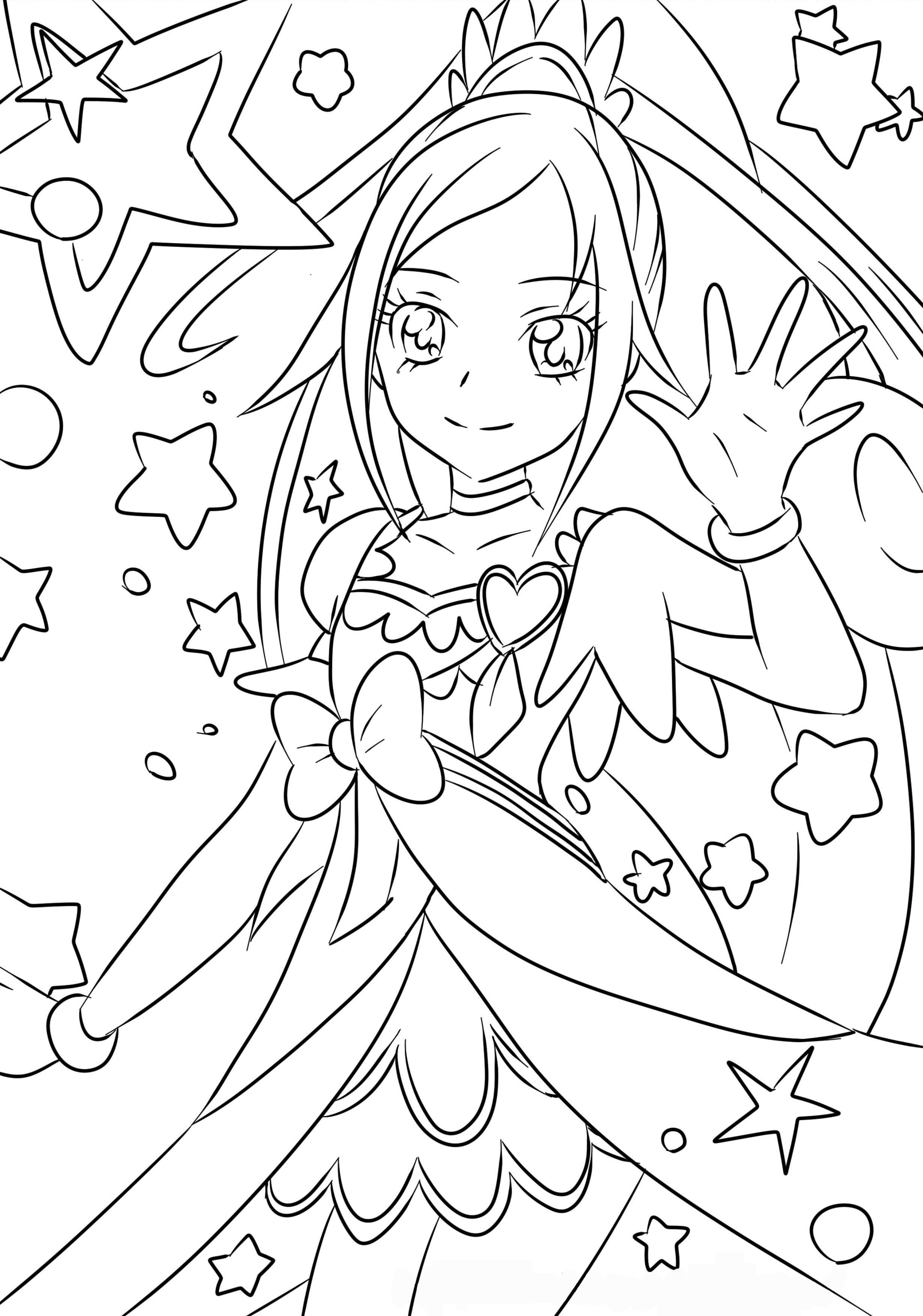 cure diamond fun coloring pages pinterest coloring books and
