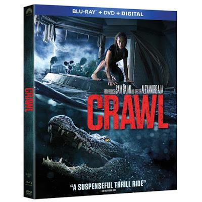 Dvd Blu Ray Crawl 2019 Starring Kaya Scodelario And Barry Pepper Download Movies Dvd Blu Ray