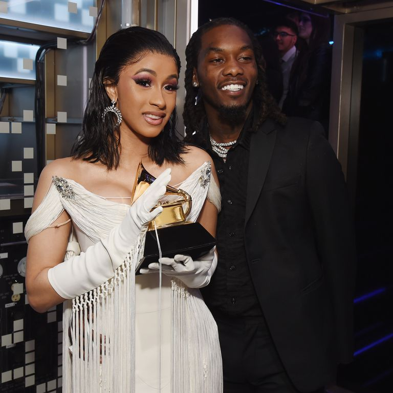 Offset Shares Never-before-seen Video Of Cardi B Giving