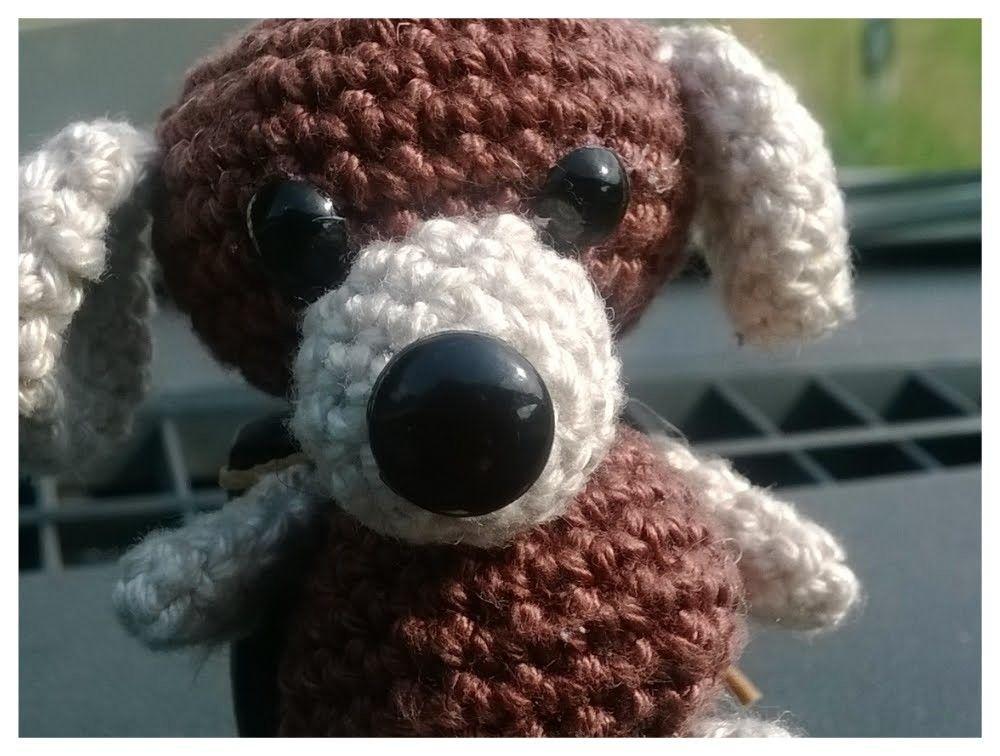 Amigurumi Hund Häkelanleitung (Teil 1 von 2) | Amigurumi ...