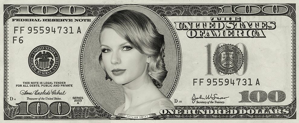 Should this be the 100dollar bill