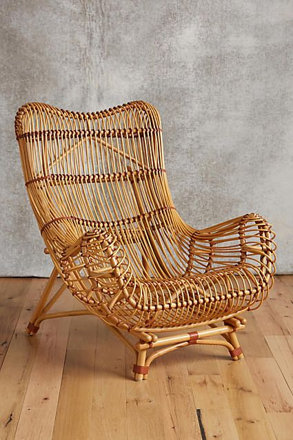 Anthropologie 50 Off Sale On Susila Rattan Chair Rattan Chair Chair Design Wicker Chair