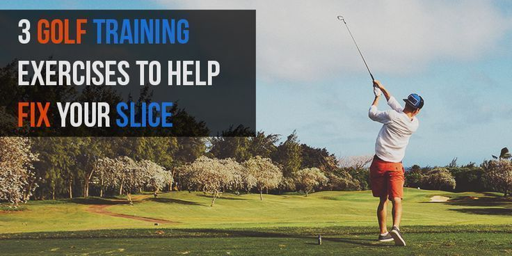 How To Fix Your Golf Swing Slice How To Fix Golf Swing