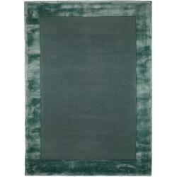 Photo of benuta Wollteppich Ascot Türkis 240×340 cm – Naturfaserteppich aus Wolle benuta