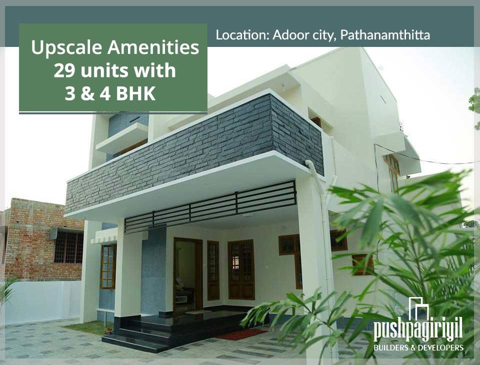 Pin By Pushpagiriyil Builders And Dev On Villas For Sale Outdoor Decor Decor Outdoor