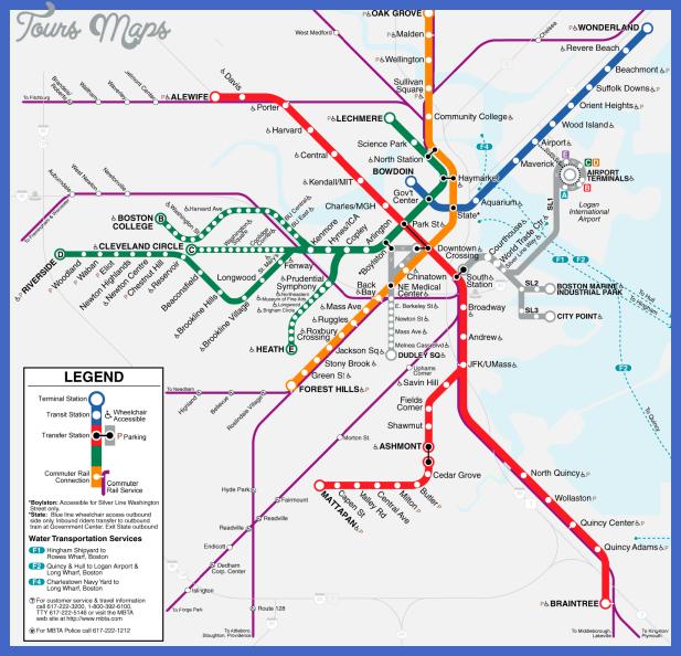 Massachusetts Subway Map.Cool Miami Subway Map Tours Maps Train Map Subway Map Map