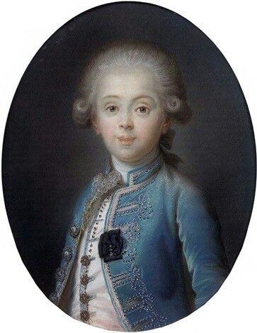 """Résultat de recherche d'images pour """"Le duc d'Angoulême enfant"""""""