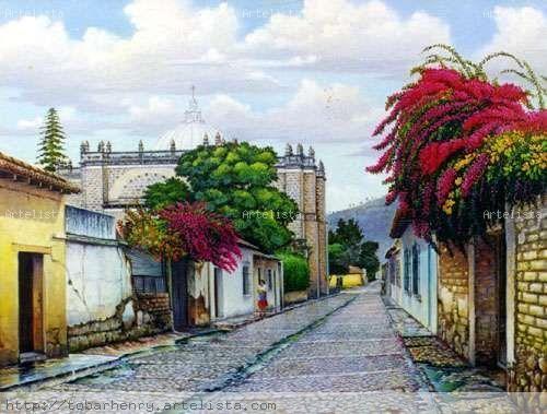 Imagenes De Cuadros Tipicos Buscar Con Google Fine Art Guatemala City