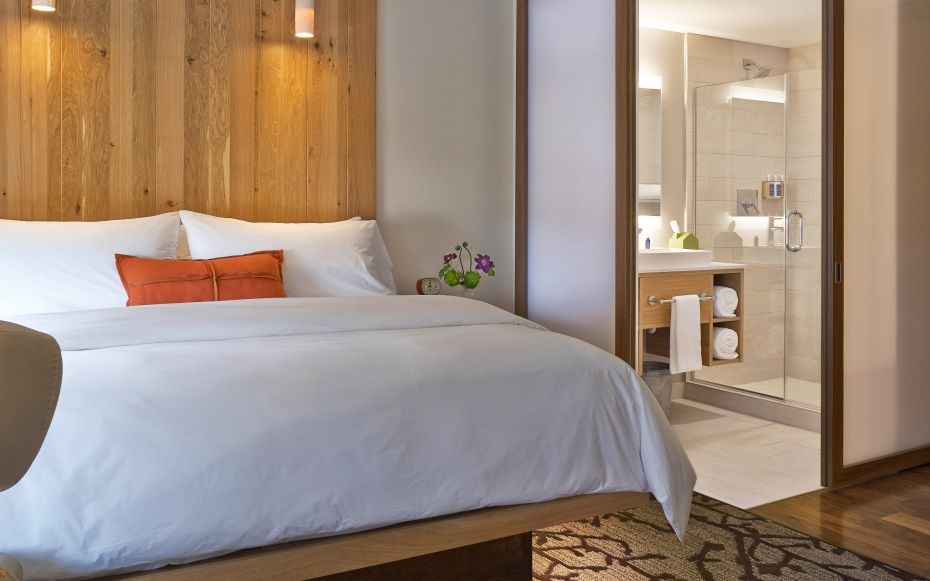 12 Hotels Perfect For Travelers Flying Solo Bedroom