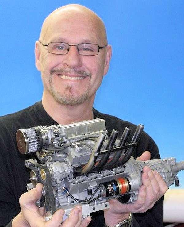 V8 Engine Good Or Bad: World's Smallest Supercharged Four-stroke V8 Engine Now In
