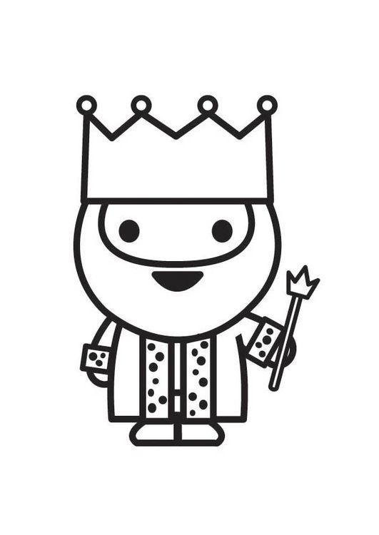 Kleurplaten Middeleeuwse Letters.Kleurplaat Koning Letters En Doodles Kleurplaten Koning
