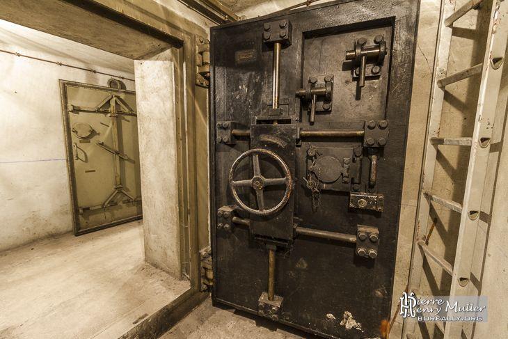 bunker de la gare de lest paris abandoned With porte blindée paris