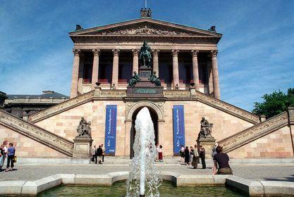 Alte Nationalgalerie Alte Nationalgalerie Museum Insel Museum