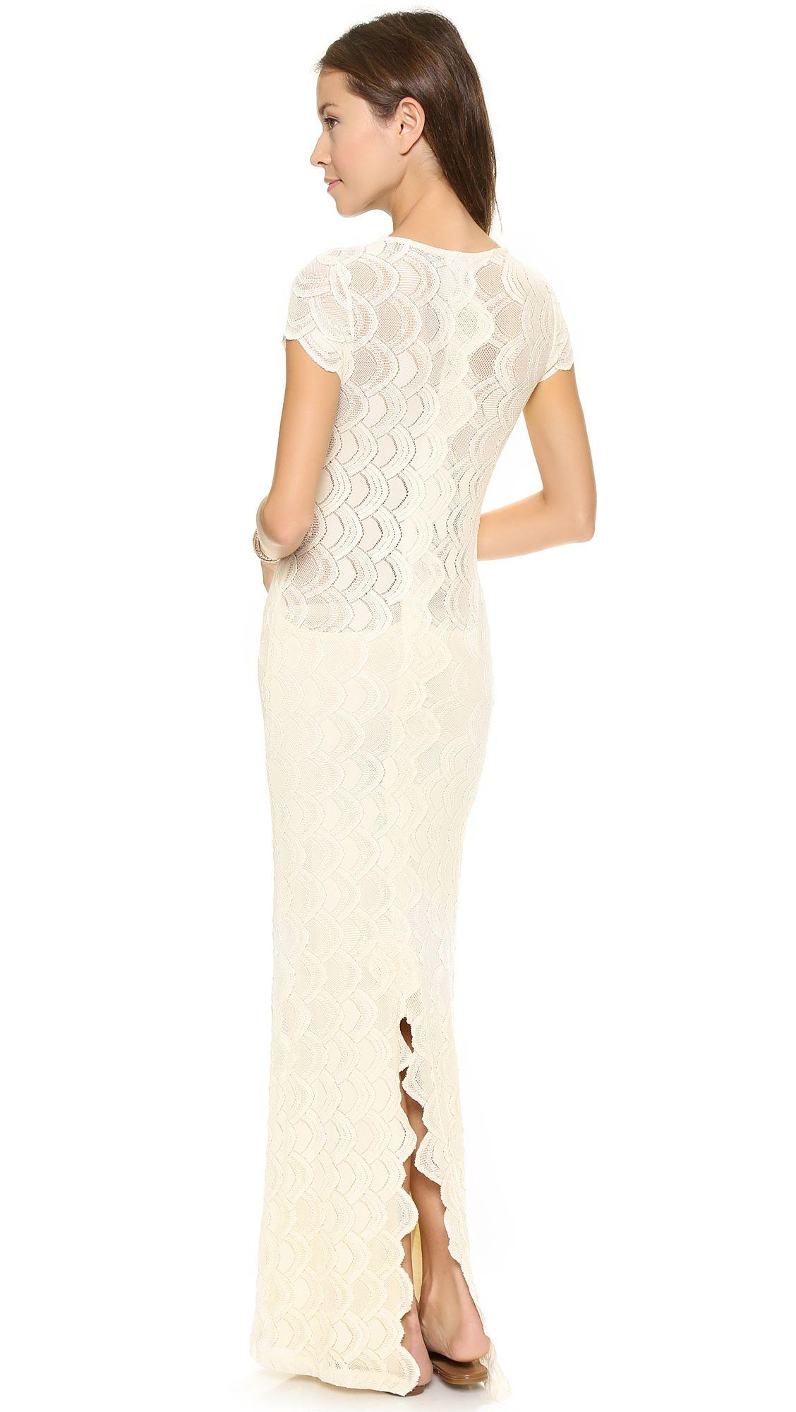 Nightcap victorian lace dress