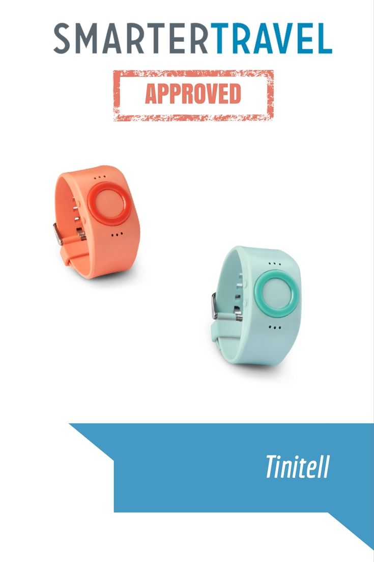 Tinitell Kids' Wrist Phone Review Keeping Track of Kids