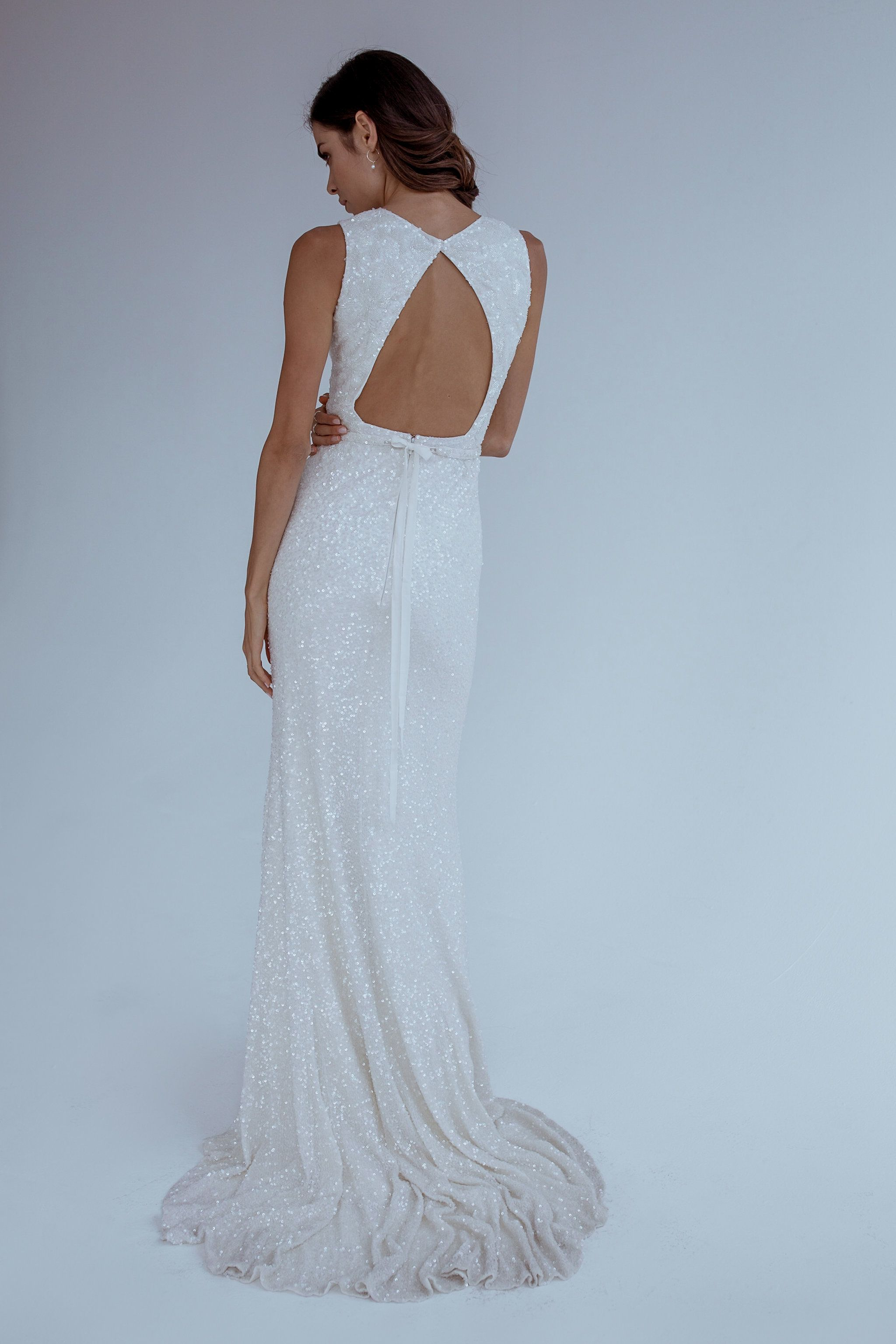 The stunning Agyness gown from the KWH by Karen WIllis Holmes ...