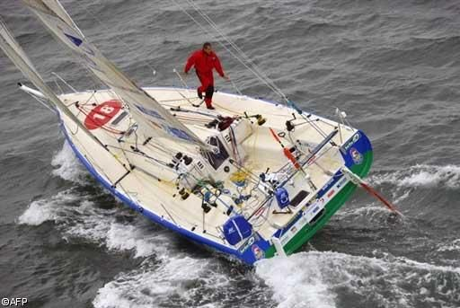 Single-handed Sailing at its best  Class 40 A dream  | Wind