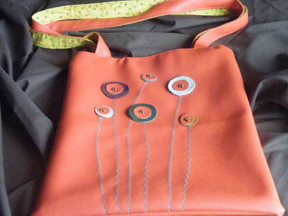 Happy bag by Nucas on Etsy, $35.00