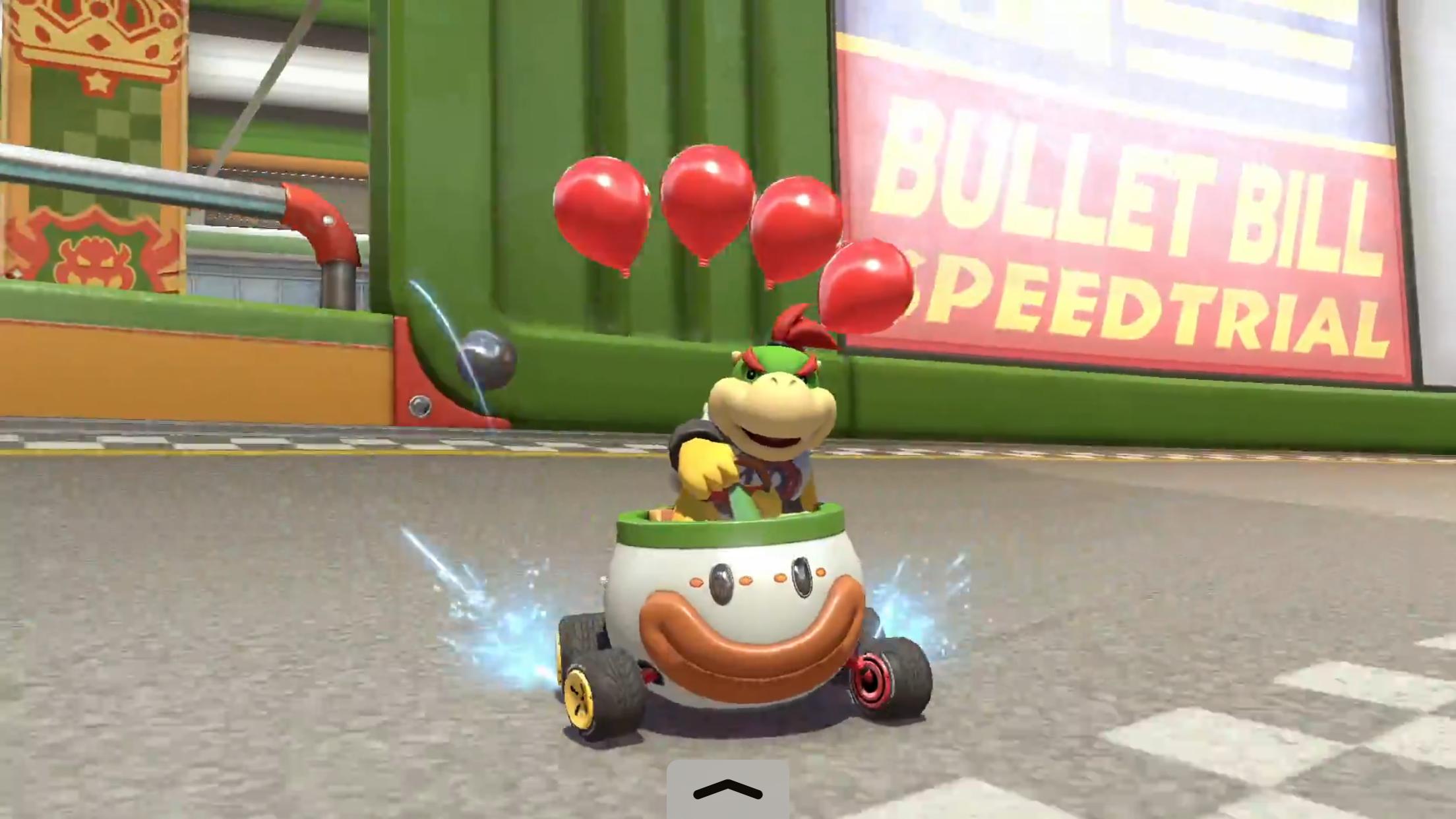 Donkey kong mario kart wii car tuning - Mario Kart 8 Deluxe Bowser Jr