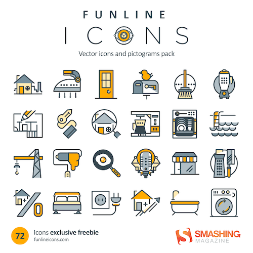 Category Freebies Free Real Estate Icons Sketches