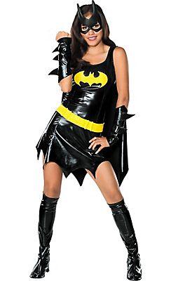 Teen Girls Batgirl Costume - Batman  sc 1 st  Pinterest & Teen Girls Batgirl Costume - Batman | Halloween | Pinterest ...