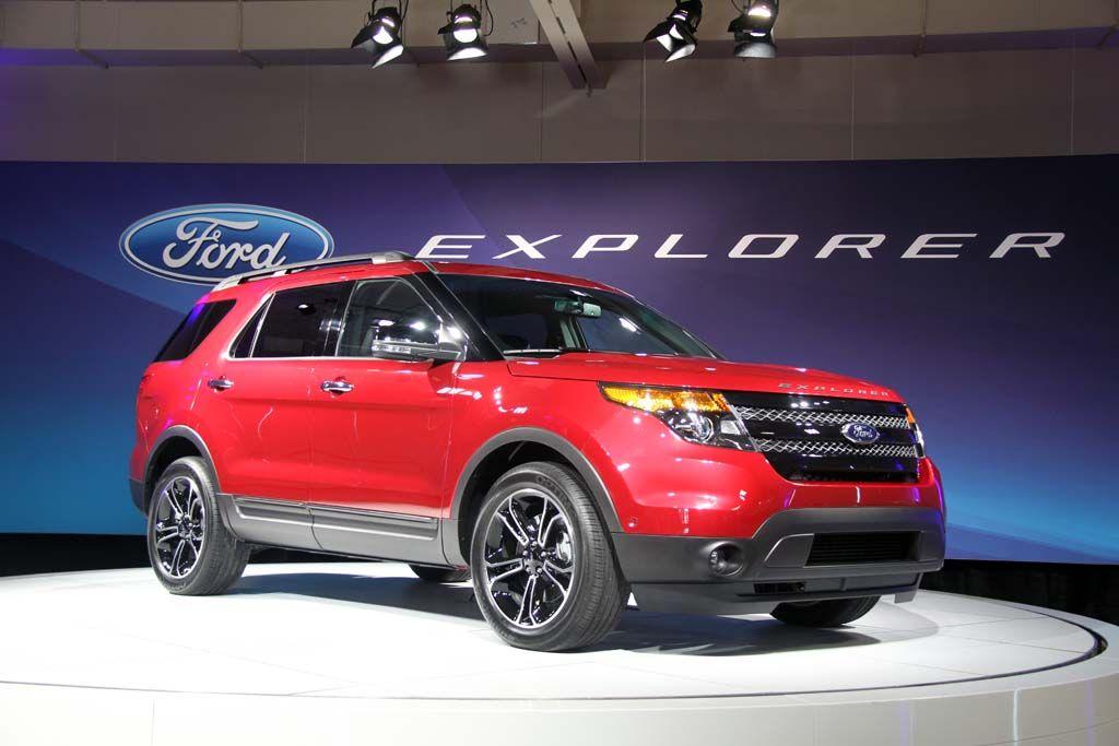 2013 Ford Explorer Sport The 2013 Ford Explorer Sport