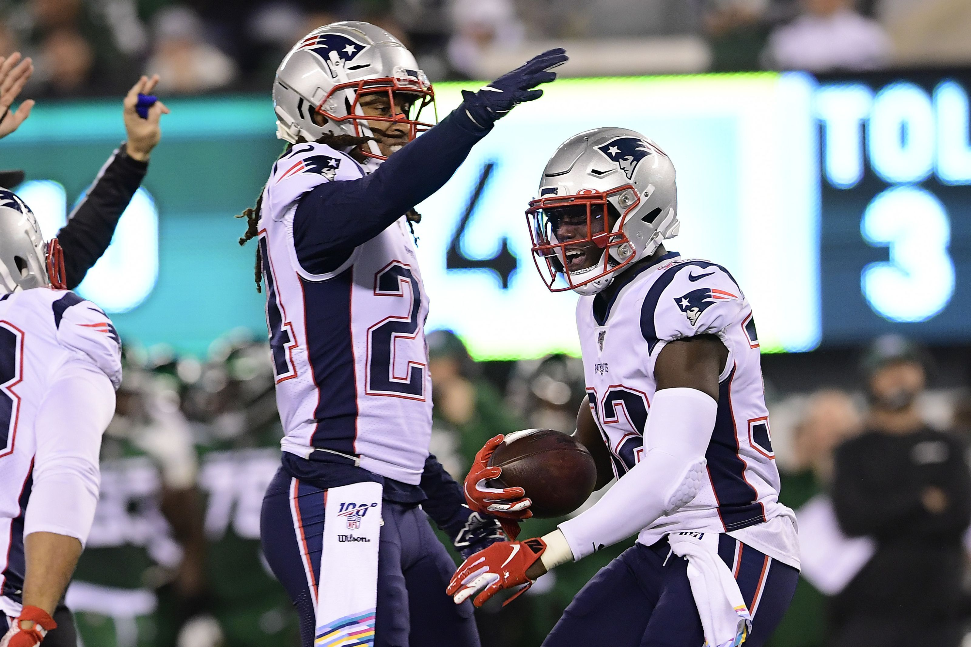3 Defensive Mvps For The Patriots After Three Quarters Of The Season National Footbal National Football League New England Patriots Defense National Football