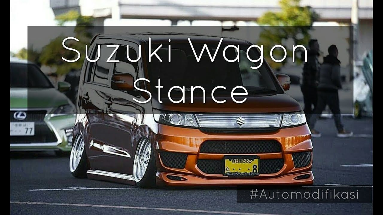 Modifikasi Mobil Suzuki Karimun Wagon Modifikasi Mobil Mobil Kendaraan