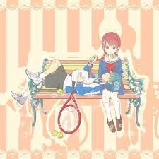 Resultado De Imagen Para Ryoma And Sakuno Prince Of Tennis Anime Anime Prince The Prince Of Tennis