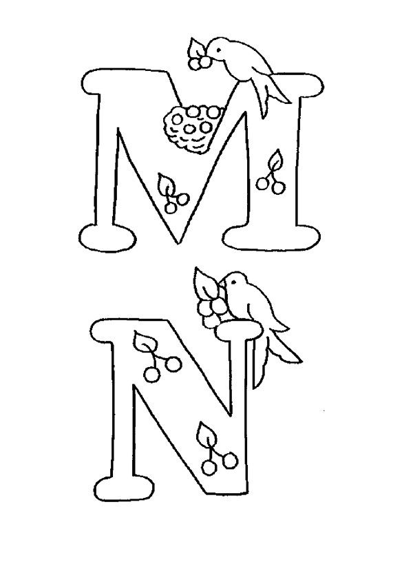 Lernübungen für kinder zu drucken. Infant Alphabete 104 ...