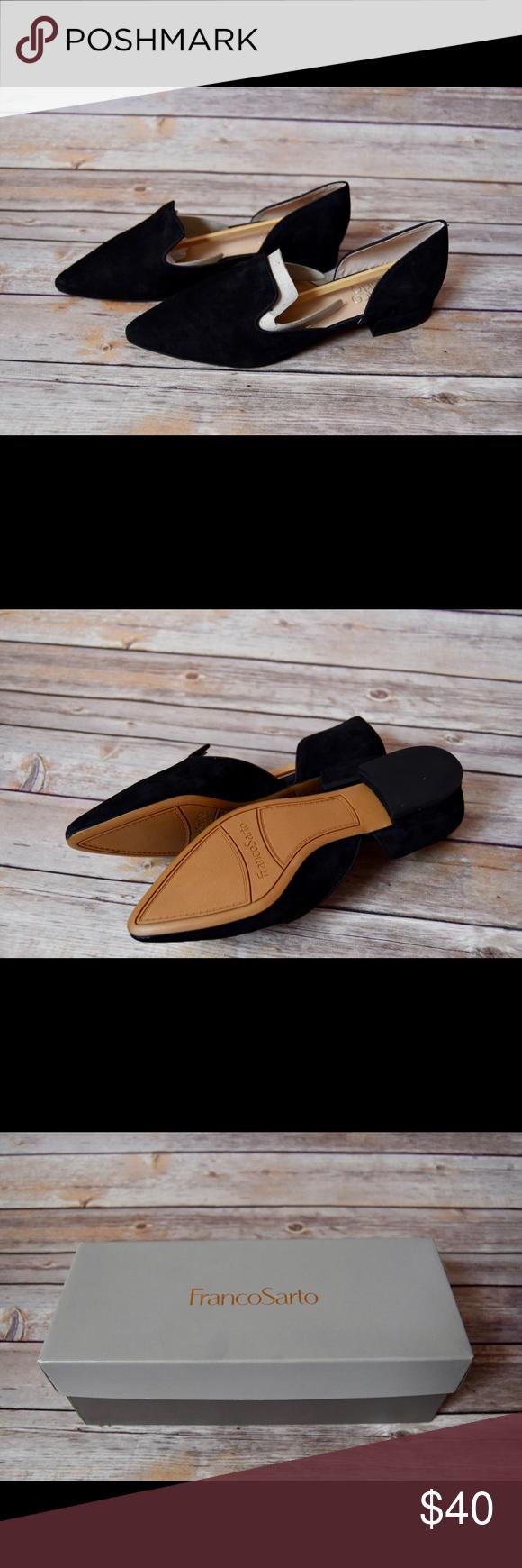 Black flats, Flat shoes women