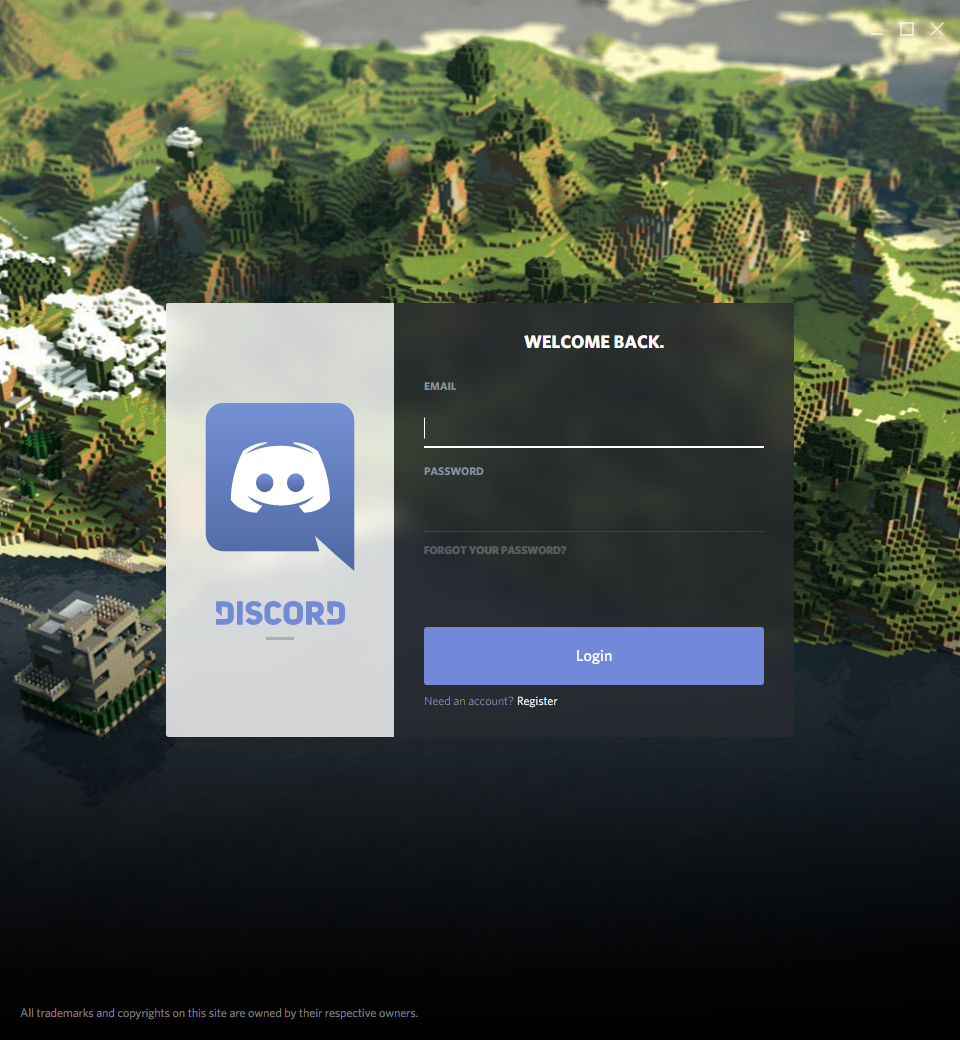 Can anyone tell me where this discord background is from? | News of