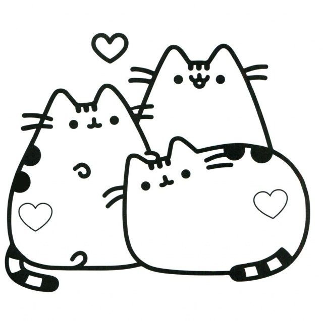 27 Beautiful Image Of Coloring Pages Of Cats Entitlementtrap Com Cat Coloring Page Pusheen Coloring Pages Unicorn Coloring Pages