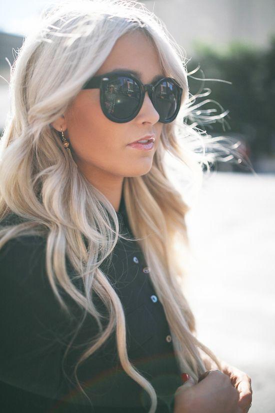 Cara Loren Nyfw Keep It Classy Hair3 Pinterest Cara Loren