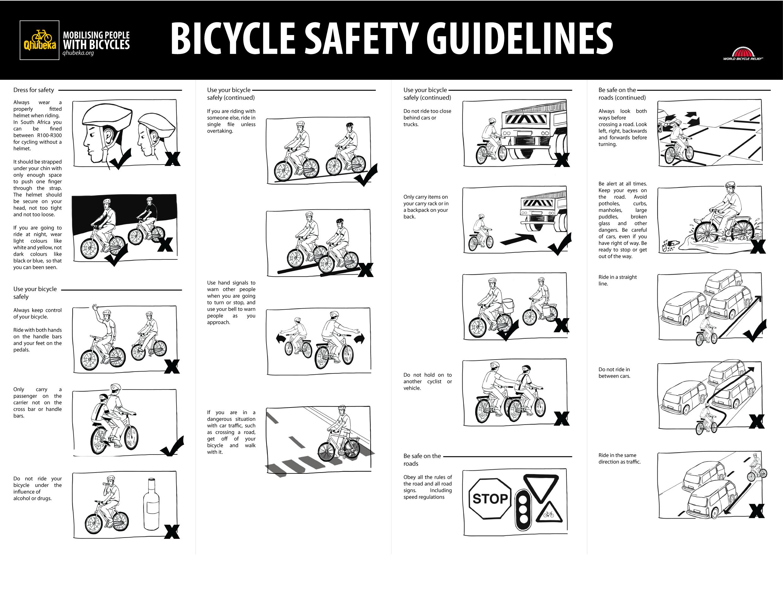 Safety Poster Digital 2