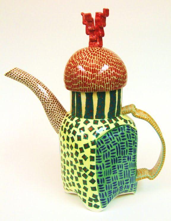 teapots teapots teapots