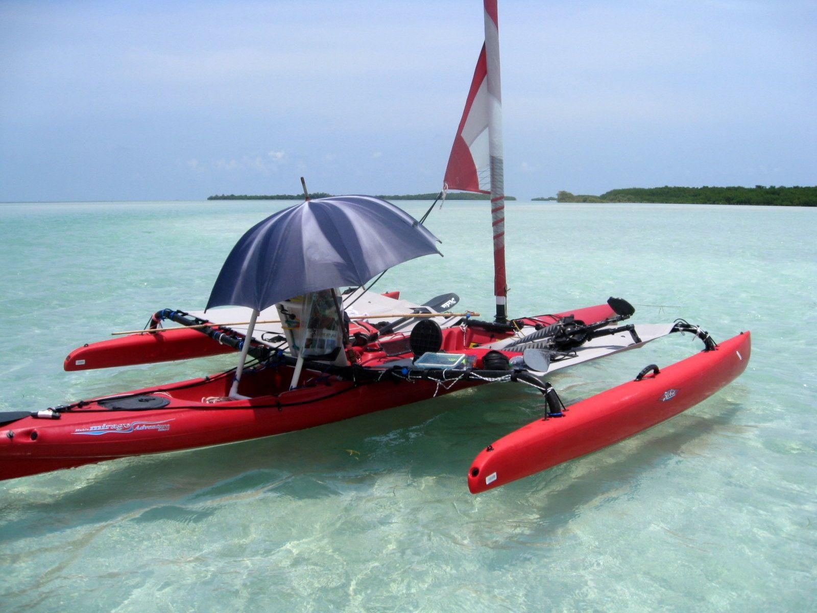 Mac daddy kayak setup kayak kayaking kayaking for Fishing paddle boat