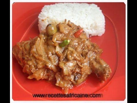 yassa au poulet recettes africaines recette divers. Black Bedroom Furniture Sets. Home Design Ideas