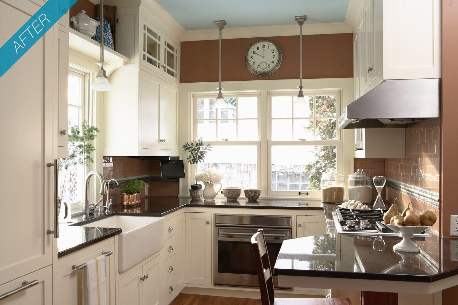 Home Decor Pictures Kitchen | Small kitchen layouts, Kitchen corner ...