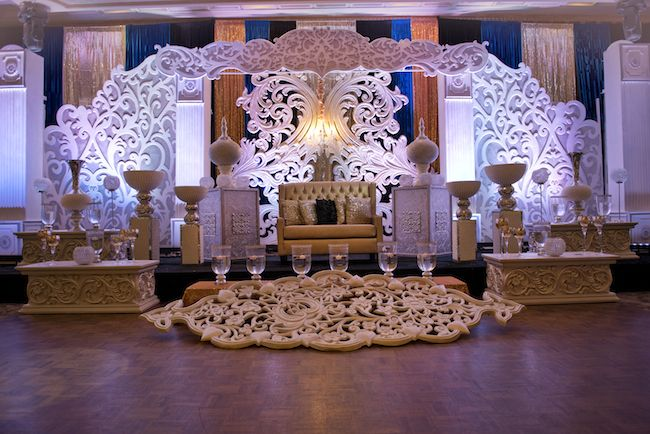 love is a bella themed indian reception decor by by spotlight vendor gpsdecors