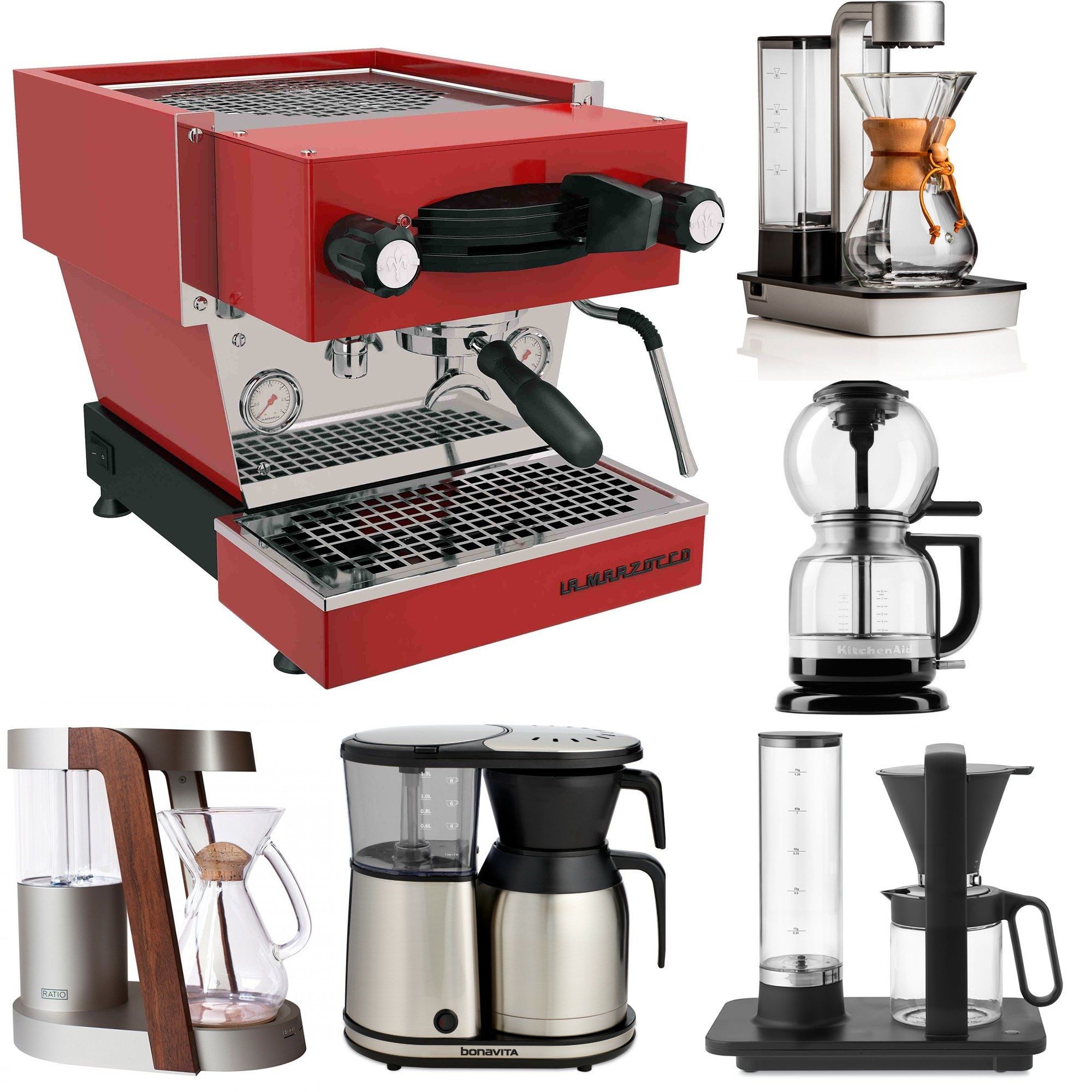 The Best Coffee New Machines Bon Appetit Bon Appétit