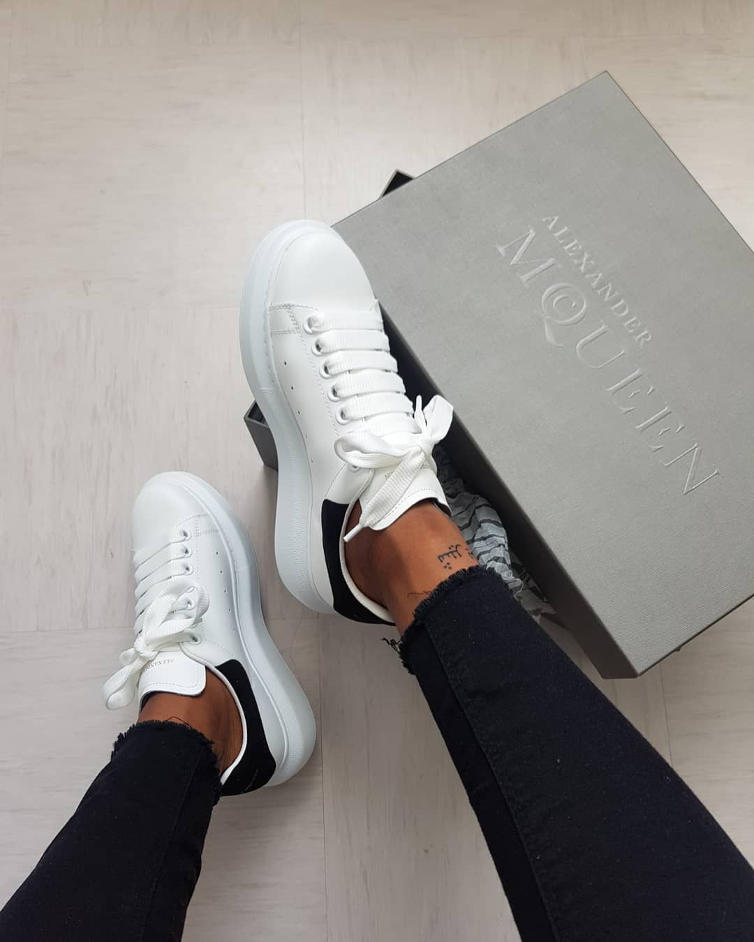 La Bèlle Chić With Images Mcqueen Sneakers