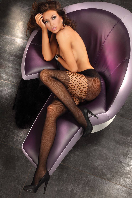 More Pantyhose Erotica For