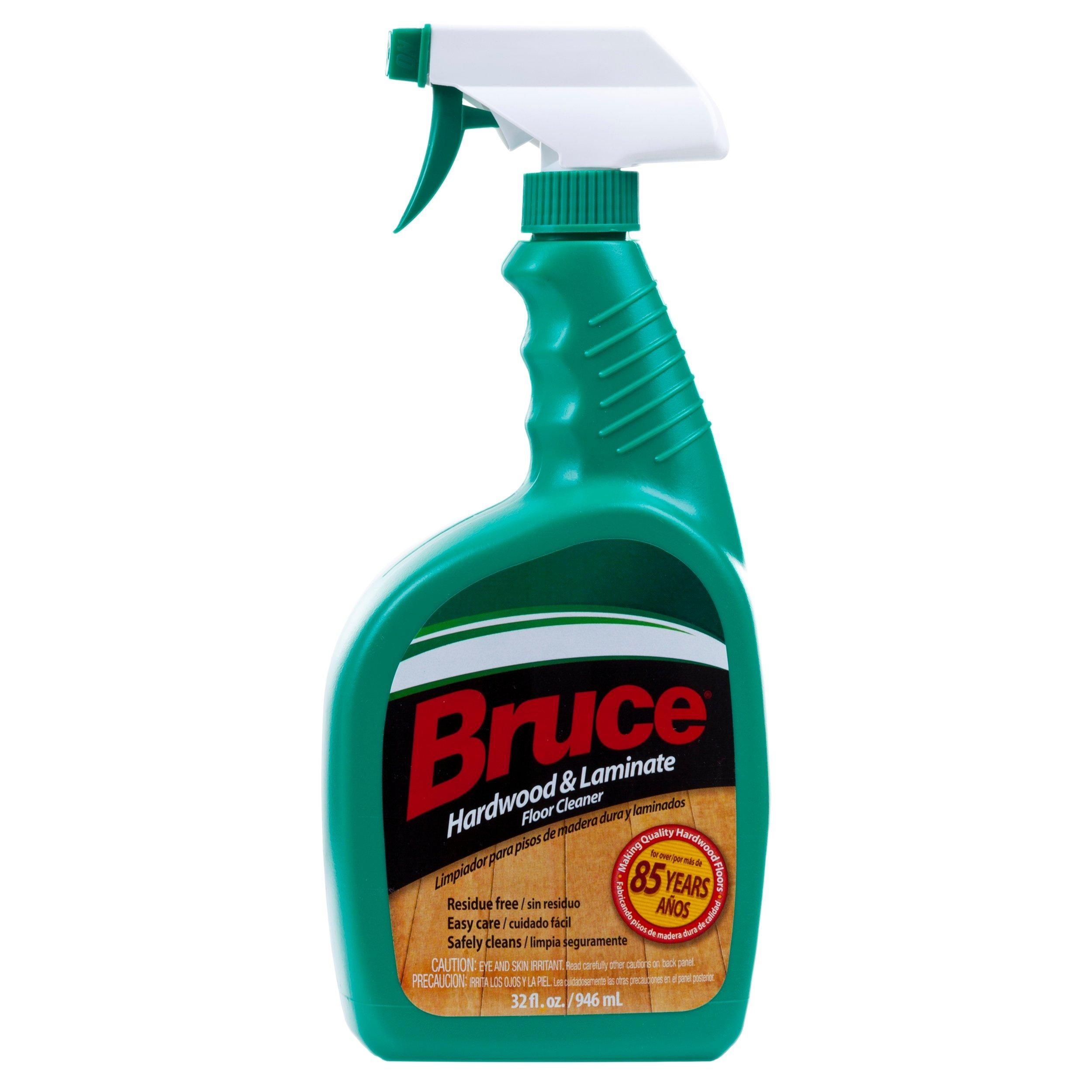 Bruce Hardwood And Laminate Cleaner In