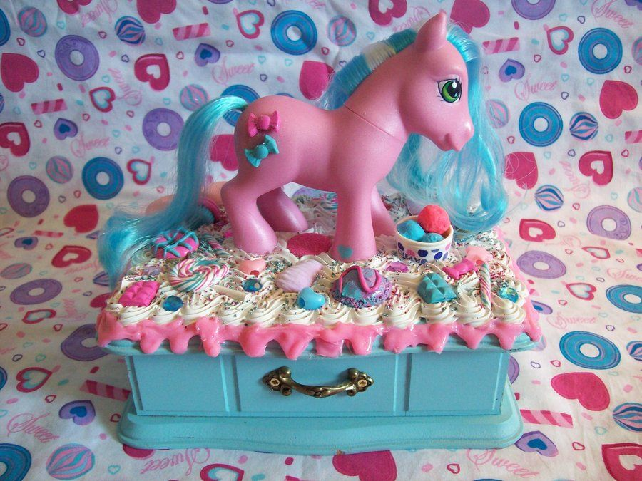 My Little Pony Jewelry Box Cool My Little Pony Jewelry Boxlessthan3Chrissydeviantart On Inspiration Design
