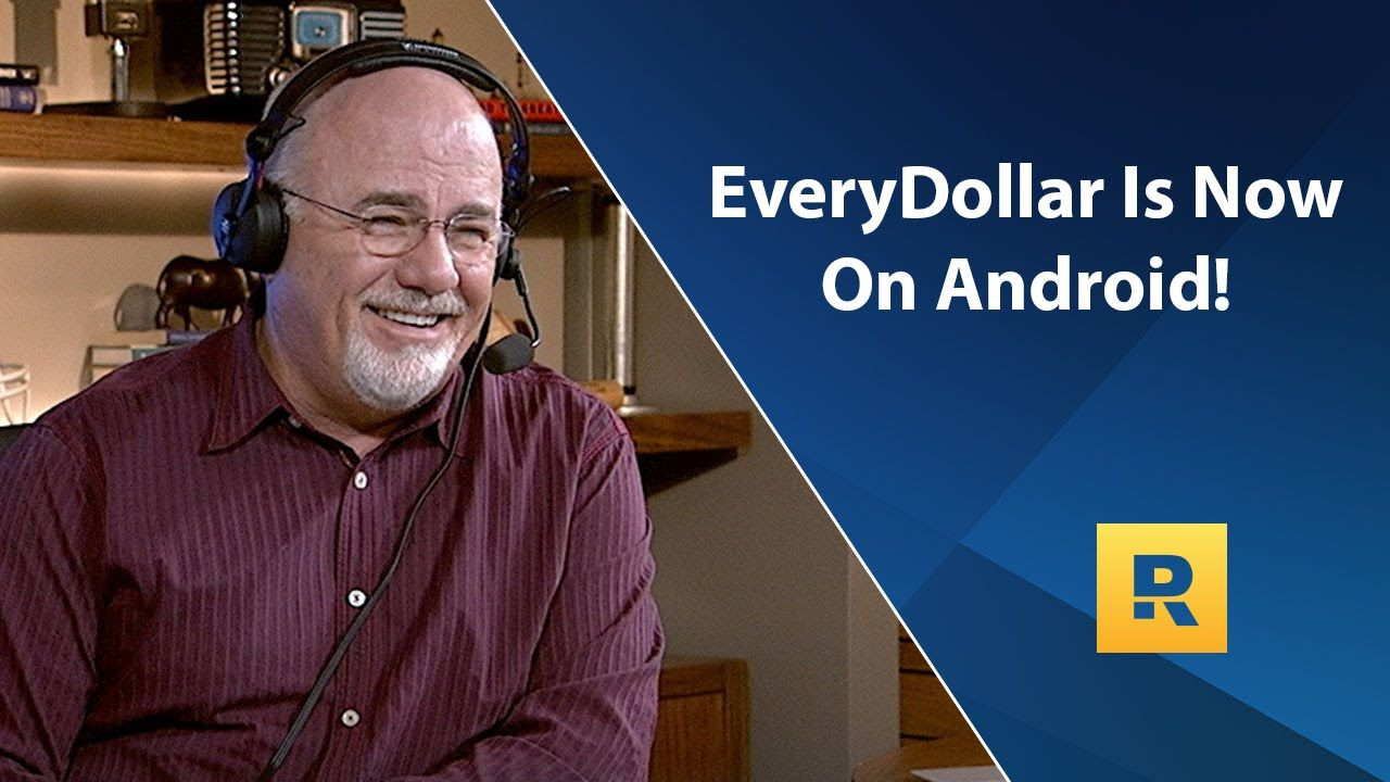Everydollar budgeting app now available on ios and